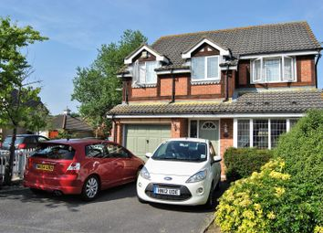 Thumbnail 4 bed detached house for sale in Wainwright Gardens, Southampton