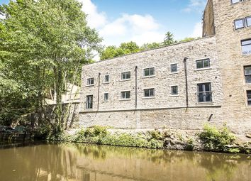Thumbnail 3 bed flat for sale in Burnley Road, Luddendenfoot, Halifax, West Yorkshire