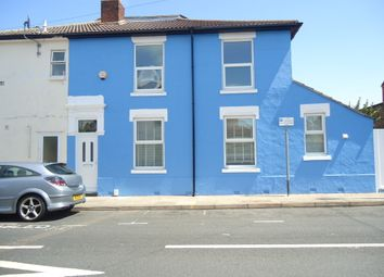 Thumbnail 2 bedroom end terrace house to rent in Cardiff Road, Portsmouth