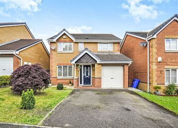 Thumbnail 4 bed detached house for sale in Longley Farm View, Sheffield