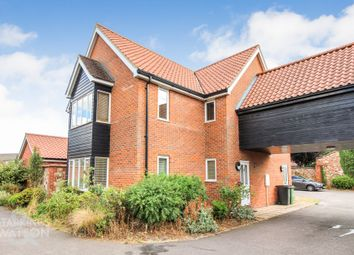 Thumbnail 2 bed maisonette for sale in Cuthberts Maltings, Diss