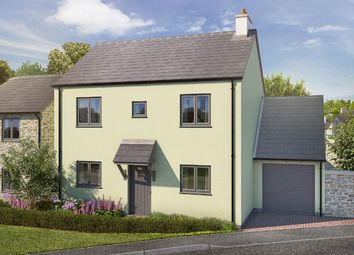 "Thumbnail 3 bed end terrace house for sale in ""The Weston"" at Blackawton, Totnes"