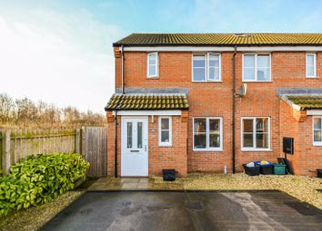 Thumbnail 2 bed end terrace house for sale in 22 Mulberry Close, Selby