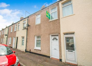 Thumbnail 3 bedroom terraced house for sale in Loftus Street, Canton, Cardiff