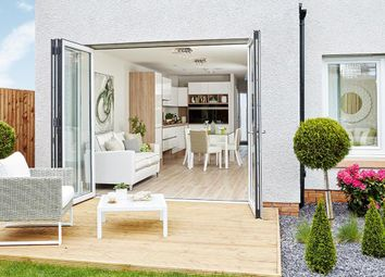 "Thumbnail 4 bed detached house for sale in ""The Ashbury"" at Cairneyhill, Dunfermline"