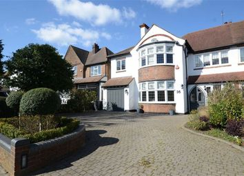 Thumbnail 5 bed property for sale in Chandos Avenue, London