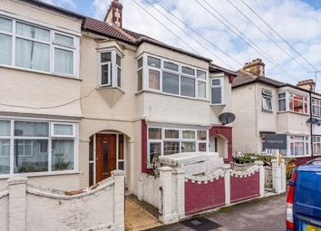 Thumbnail 3 bed end terrace house to rent in Lawrence Avenue, London