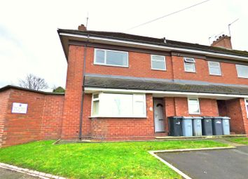 Thumbnail 2 bedroom flat to rent in Cedar Court, Alsager, Stoke-On-Trent