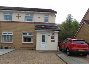 Thumbnail 3 bedroom semi-detached house for sale in Thistledown Grove, Victoria Park, Coatbridge