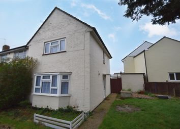 Thumbnail 2 bedroom end terrace house to rent in Chilcombe Close, Havant