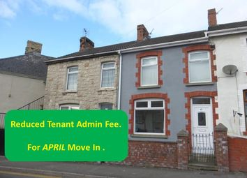 Thumbnail 2 bed property to rent in Southall Street, Brynna, Pontyclun