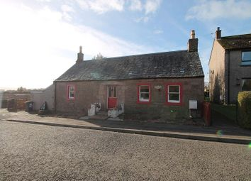 Thumbnail 3 bed cottage for sale in Holly Cottage, 17 Mid Row, Maryton, Kirriemuir