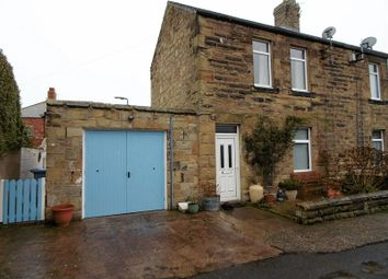 Thumbnail 2 bedroom cottage for sale in Hope Terrace, Amble, Morpeth