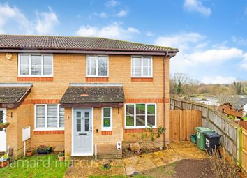 3 bed end terrace house for sale in Iris Road, West Ewell, Epsom KT19