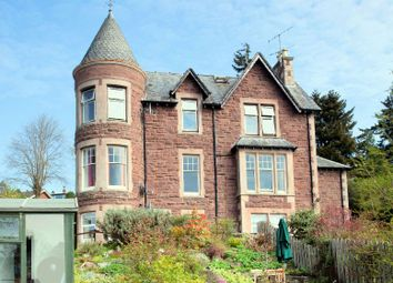 Thumbnail 3 bed duplex for sale in Drummond Terrace, Crieff