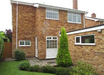 Thumbnail 3 bed detached house to rent in Brockington Road, Bodenham, Hereford