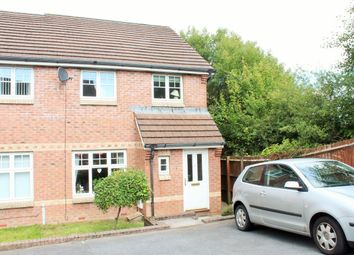 Thumbnail 3 bed end terrace house for sale in Clos Yr Eglwys, Cockett, Swansea