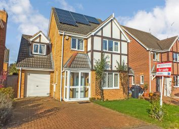 4 bed detached house for sale in Hatley Close, St Neots, Cambridgeshire PE19