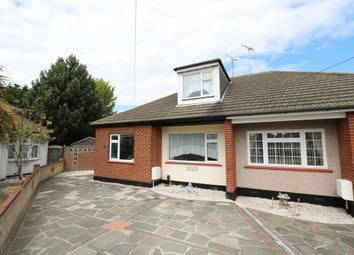 Thumbnail 3 bedroom semi-detached bungalow for sale in Watson Close, Shoeburyness, Southend-On-Sea