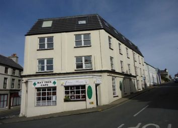 Thumbnail 1 bed flat for sale in Atholl Buildings, Peel, Isle Of Man