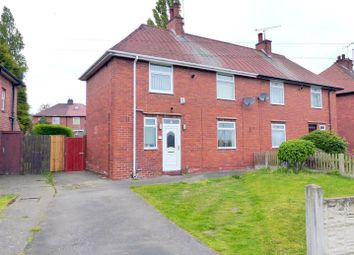 Thumbnail 2 bedroom semi-detached house to rent in Maltby Road, Mansfield