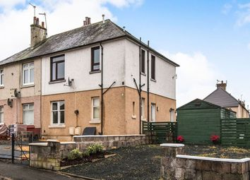 Thumbnail 2 bed flat for sale in Ice House Brae, Laurieston, Falkirk