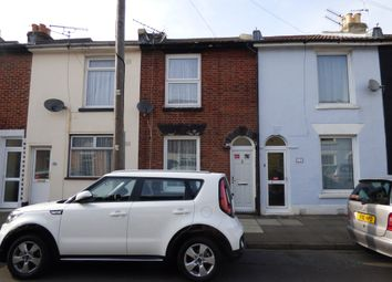 Thumbnail 3 bedroom terraced house to rent in Toronto Road, Portsmouth