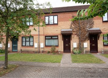 Thumbnail 2 bed terraced house for sale in Romney Drive, Lincoln
