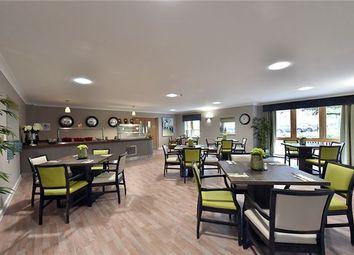 Thumbnail 2 bedroom flat for sale in Fernleigh, Station Lane, Witney, Oxfordshire