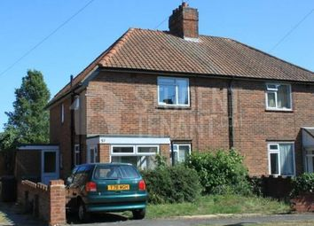 Thumbnail 4 bed semi-detached house to rent in Mandeville Road, Canterbury, Kent