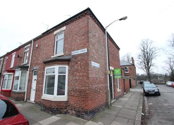 Thumbnail 2 bed terraced house for sale in Leafield Road, Darlington