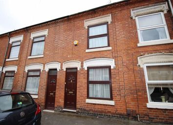 Thumbnail 2 bed terraced house for sale in Westbury Street, Derby