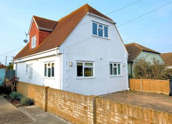 Thumbnail 3 bed detached house for sale in Russell Drive, Swalecliffe, Whitstable, Kent