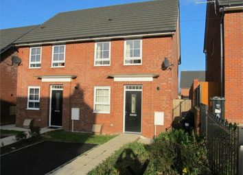Thumbnail 2 bedroom semi-detached house to rent in Johnson Street, Radcliffe, Manchester