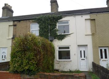 Thumbnail 3 bedroom terraced house to rent in Park Street, Peterborough