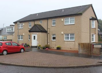 Thumbnail 2 bed flat for sale in Broadlees Gardens, Chapelton, Strathaven, South Lanarkshire