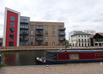 Thumbnail 1 bedroom flat to rent in Springfield Basin, Wharf Road, Chelmsford