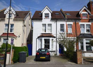 Thumbnail 3 bed flat for sale in Gleneldon Road, London
