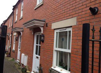 Thumbnail 2 bed town house for sale in Avalon Mews, Glastonbury