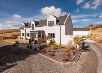 Thumbnail 5 bed detached house for sale in Eight Mile Burn, Hillview House, Silverburn