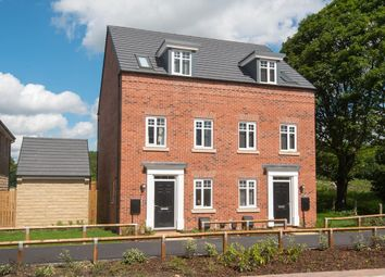 "Thumbnail 3 bed semi-detached house for sale in ""Greenwood"" at Shipton Road, Skelton, York"