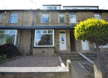Thumbnail 3 bed terraced house for sale in Lister Street, Moldgreen, Huddersfield