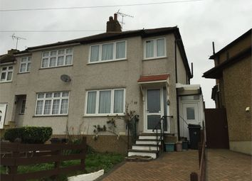 Thumbnail 3 bed end terrace house for sale in Chantry Road, West Ewell, Epsom
