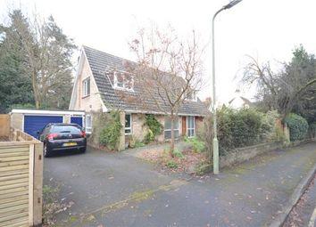 Thumbnail 4 bed detached bungalow for sale in Church Avenue, Farnborough, Hampshire