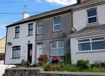 Thumbnail 3 bed terraced house to rent in Phernyssick Road, St. Austell