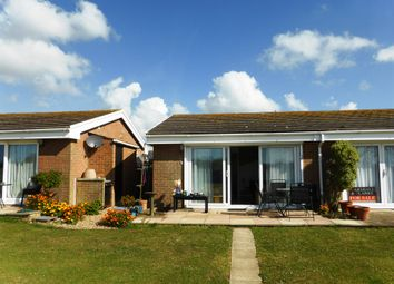 Thumbnail 2 bed semi-detached bungalow for sale in St Margarets Holiday Park, Reach Road, St Margarets At Cliffe, Dover, Kent