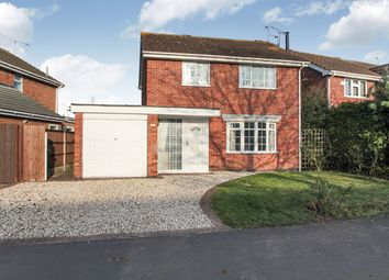 Thumbnail 3 bed detached house for sale in Pallett Drive, Nuneaton
