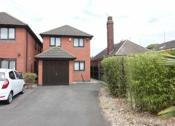 Thumbnail 4 bedroom detached house for sale in West Street, Earl Shilton, Leicester