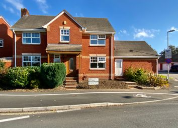 4 bed detached house for sale in Apple Farm Grange, Exeter EX2