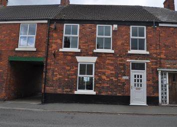 Thumbnail 3 bed terraced house for sale in Main Street, Preston, Hull, East Riding Of Yorkshire
